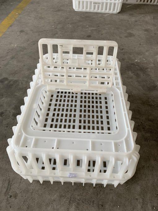 Lồng gà CP Nhựa Bình Thuận - Chụp dọc
