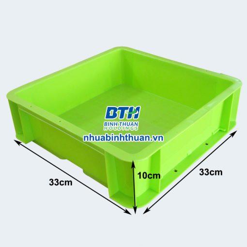 Thùng nhựa công nghiệp TTP334 - Nhựa Bình Thuận tại Hà Nội