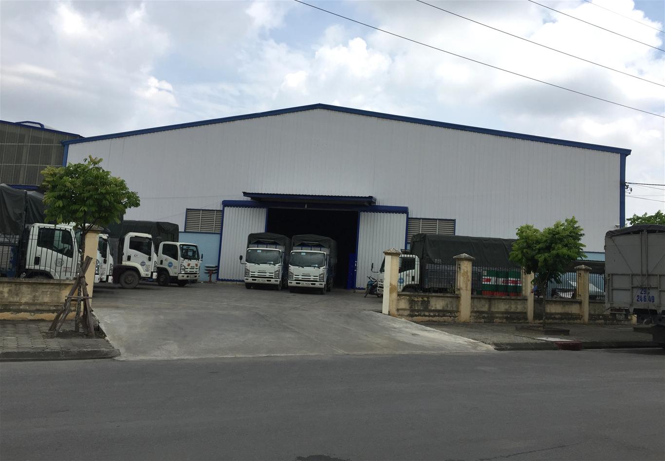 Nhà máy số 2 Nhựa Bình Thuận tại Hà Nội