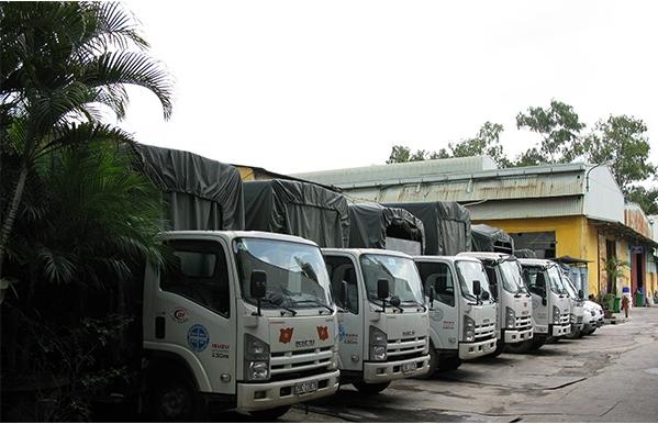 Nhựa Bình Thuận tại Hà Nội đội ngũ vận chuyển hùng hậu