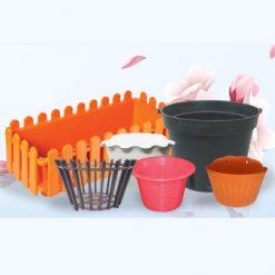 Nhựa Trồng trọt và Chậu hoa