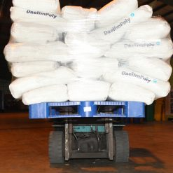 Pallet liền khối Nhựa Bình Thuận giúp vận chuyển hàng hóa dễ dàng