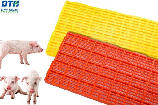 Sàn heo 40x60 - Nhựa Bình Thuận