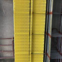 Sàn heo 40x60 Nhựa Bình Thuận - Số lượng lớn