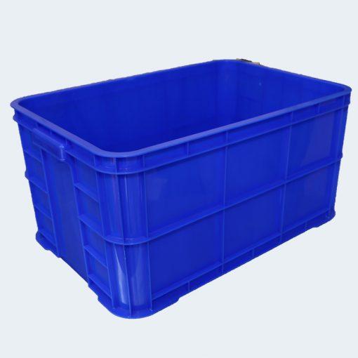 Thùng nhựa sóng bít- Nhựa Bình Thuận - Số lượng lớn - Giá sỉ, giá đại lý