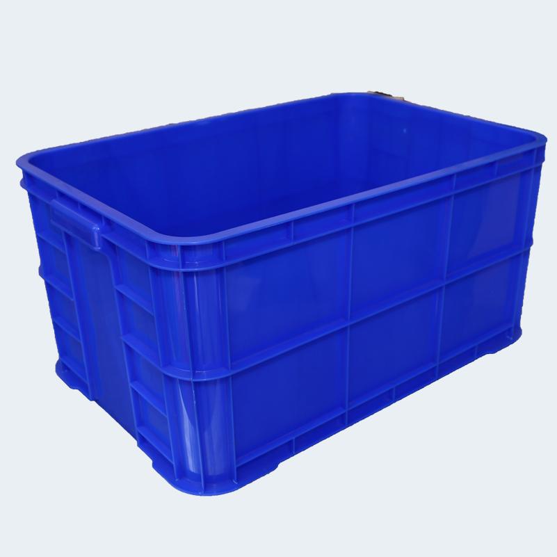 Thùng nhựa 6 sóng bít- Nhựa Bình Thuận - Số lượng lớn - Giá sỉ, giá đại lý