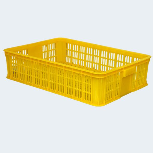 Thùng nhựa 3 sóng hở- Nhựa Bình Thuận - Số lượng lớn - Giá sỉ, giá đại lý