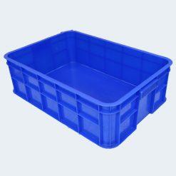 Thùng nhựa 4 sóng bít- Nhựa Bình Thuận - Số lượng lớn - Giá sỉ, giá đại lý
