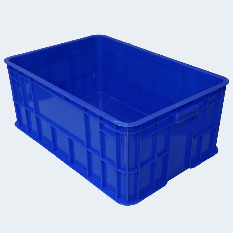Thùng nhựa 4 sóng bít cao- Nhựa Bình Thuận - Số lượng lớn - Giá sỉ, giá đại lý