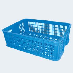 Thùng nhựa 4 sóng hở- Nhựa Bình Thuận - Số lượng lớn - Giá sỉ, giá đại lý
