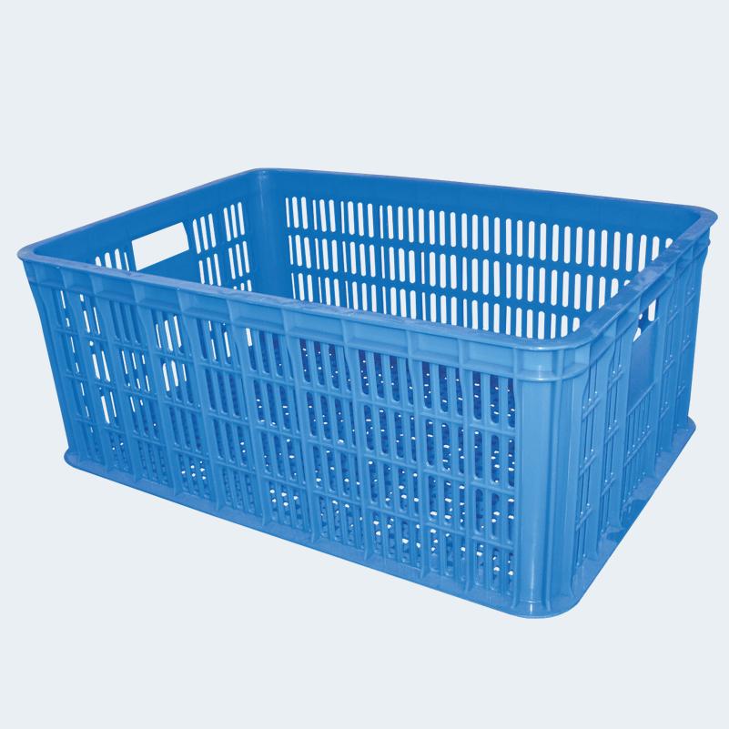Thùng nhựa 4 sóng hở cao- Nhựa Bình Thuận - Số lượng lớn - Giá sỉ, giá đại lý