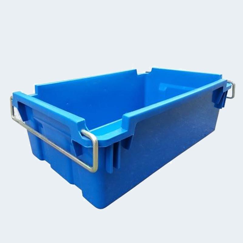 Thùng nhựa có quai sắt - Nhựa Bình Thuận