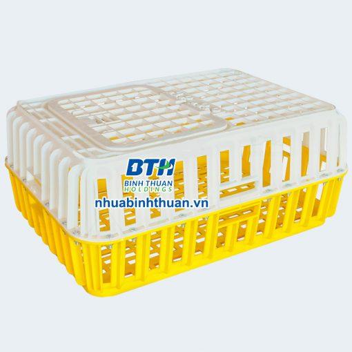 Lồng Nhựa Bắt Gà - Nhựa Bình Thuận tại Hà Nội