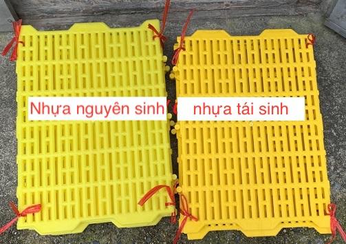 Sàn nhựa chăn nuôi - Nhựa nguyên sinh - Nhựa Bình Thuậntại Hà Nội