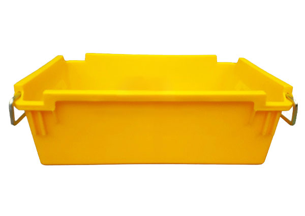 Thùng nhựa 60x38x22 - Có quai sắt